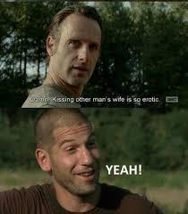 Rick Grimes Crying Meme - meme the walking dead alexandria shane rick season 5