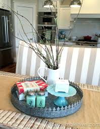 impressive simple kitchen table centerpiece ideas for home design