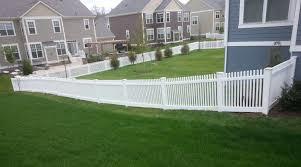 vinyl fence gallery beitzell fence catharpin va