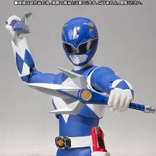 figuarts u0027mighty morphin power rangers u0027 blue ranger action