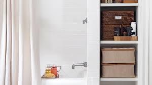 Storage Ideas Bathroom Order In The Bathroom Martha Stewart