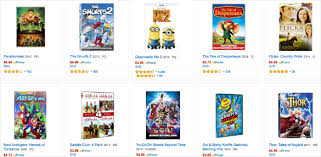 amazon movie deals 10 movies as low as 4 99 coupons 4 utah