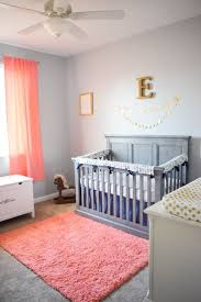 Grey And Pink Nursery Decor by Top 25 Best Coral Nursery Decor Ideas On Pinterest Coral
