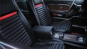 1969 Ford Mustang Interior 1969 Ford Mustang 428 Scj U0027r U0027 Fastback 130995