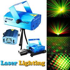 blue mini laser projector