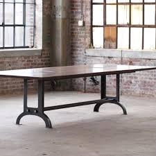 Modern Industrial Desk Campos Iron Works Modern Iron Industrial Desks Standup
