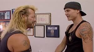 this is what happened to justin from dog the bounty hunter in