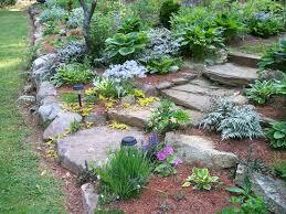 rock edge garden google search gorgeous gardens pinterest