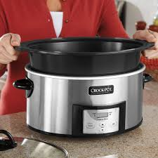 stovetop safe crock pot slow cooker crock pot canada
