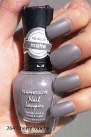 buy kleancolor matte finish nail polish matte brown online best
