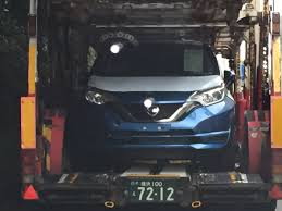 nissan note 2017 nissan note facelift dispatched to dealerships japan