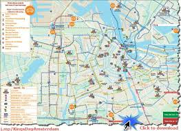where is amsterdam on a map amsterdam king s day 2017 all day citywide