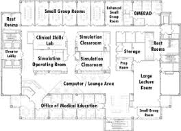 Laboratory Floor Plan Office Of Medical Education Facilities