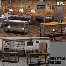 industrial kitchen furniture sims 3 updates downloads objects buy kitchen page 2