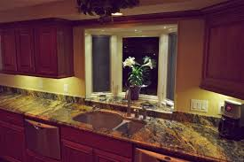 Led Tape Under Cabinet Lighting by Led Lighting Under Cabinet Kitchen Cool Blue And Green Led Light