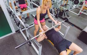 Machine Bench Press Vs Bench Press Dumbbell Press Vs Bench Press Livestrong Com