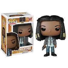 michonne pop figurine gifts for the walking dead fans