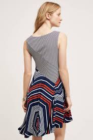 Pierre Dress Anthropologie Anthropologie Cameron Dress Maeve Xl Red White Blue Striped