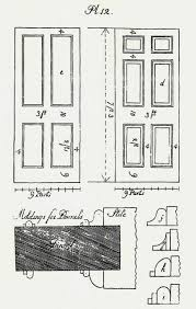 the old house blog making a 19th century door or why do modern