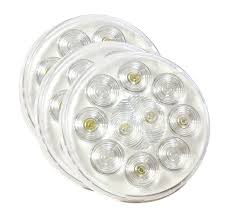 64971 3 4 utility lights hardwire spot clear bulk pack