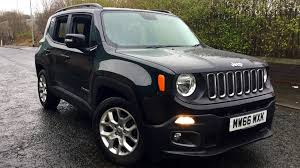 jeep renegade convertible jeep renegade 1 6 multijet longitude 5dr diesel hatchback 2016