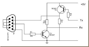 rs232 level converter for arduino u2013 arduino u0026 esp8266 stuff
