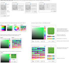 jquery ui development u0026 planning wiki colorpicker