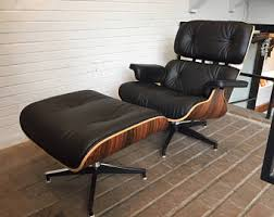 eames lounge chair etsy