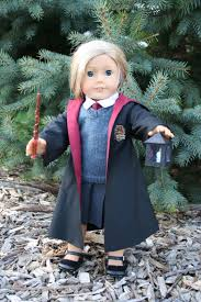 arts and crafts for your american doll harry potter robe for