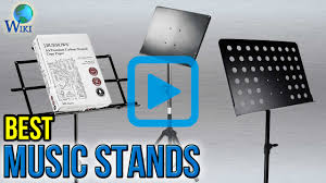 top 10 music stands of 2017 video review