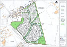 Site Plans For Houses by We Should Merge Ludford U0026 Ludlow Councils If Plans For Housing