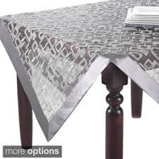 Black And White Table Cloth Https Ak1 Ostkcdn Com Images Products 8480990 Ge
