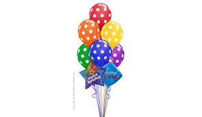 welcome home balloon bouquet merry makers decorators delivery