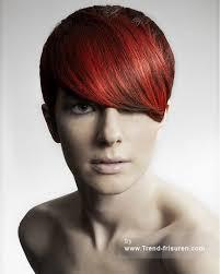 Kurzer Haarstyle Damen by Westrow Friseur Kurze Rot Weiblich Gerade Farbige Multi Tonalen