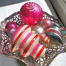 478 best vintage glass ornaments images on antique