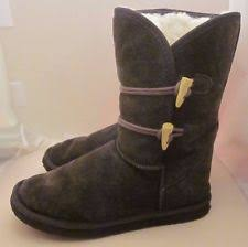womens boots 100 booroo size 8 womens boots 100 australian merino wool ebay