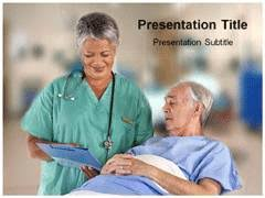 nurse powerpoint ppt templates template powerpoint powerpoint