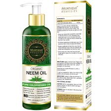 morpheme remedies pure coldpressed organic neem oil for hair