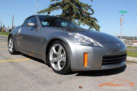 nissan 350z convertible 2006 nissan 350z roadster envision auto calgary highline