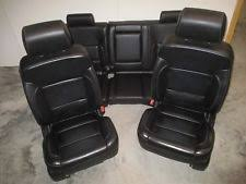 1994 Gmc Sierra Interior Sierra Leather Seats Ebay