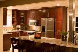 Galley Style Kitchen Floor Plans by Ranch Renovation Open Floor Plan Bathrooms Total Gut Of The