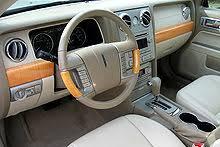 2007 Lincoln Mkx Interior Lincoln Mkz Wikipedia