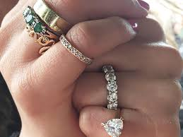 anti engagement ring the anti engagement ring trend we re all talking about whowhatwear