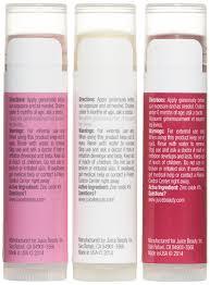 amazon com juice beauty lip trio spf 8 lip moisturizers luxury