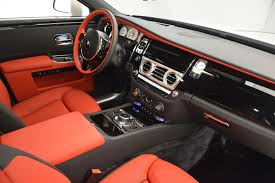 rolls royce ghost red interior 2017 rolls royce ghost stock r389 for sale near greenwich ct