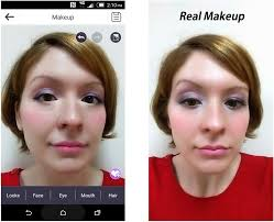how to apply real makeup from youcam looks cyberlink
