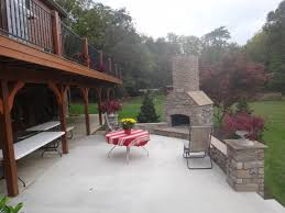 creating an outdoor patio outdoor living space mt tabor builders
