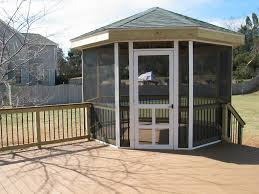 Privacy Screens For Patio by Screened In Porch