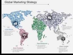 4 Steps To Customize Editable World Map Templates For Awesome Worlds Best Ppt