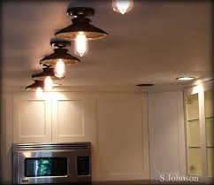Retro Kitchen Light Fixtures Vintage Kitchen Lighting Gauden